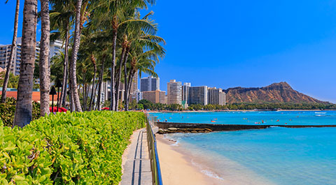 New Direct Flights to Hawaii by United Airlines